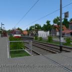 Die Stadtbahn in Altstedt