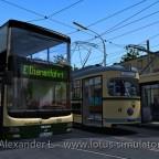Fast könnte es ein Bild von drei Generationen Sonnenburger Verkehrsgeschichte sein...
