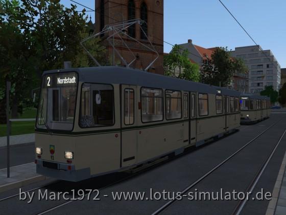 Sonnenburg V2 - Anschluß