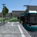 Der erste modernisierter GT6N für CityBus