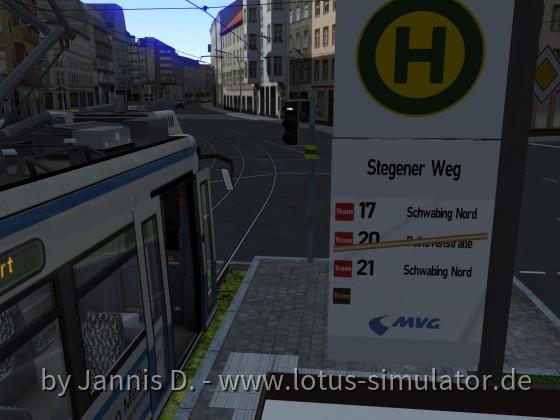 Ficta-Minga mit KI-Verkehr