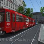 Erkundungsfahrt in Berlin