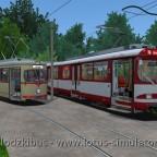 Duewag GT8 #2451 /// Duewag GT8SU #3201