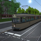 Sonnenburg V2 - als Dienstfahrt zum Hauptbahnhof