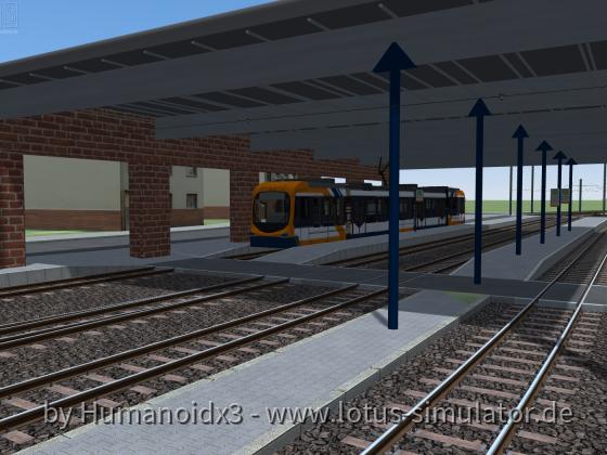 Die Variobahn unter neuem Dach
