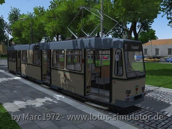 Sonnenburg V2 - N6S als erster Schritt in die Moderne