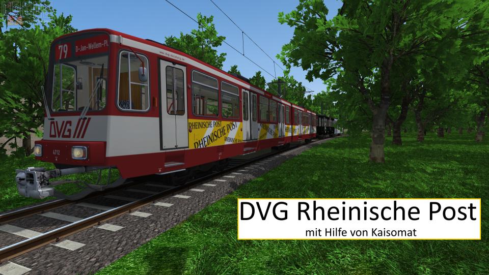 DVG Duisburg Rheinische Post (mit Hilfe von Kaisomat)