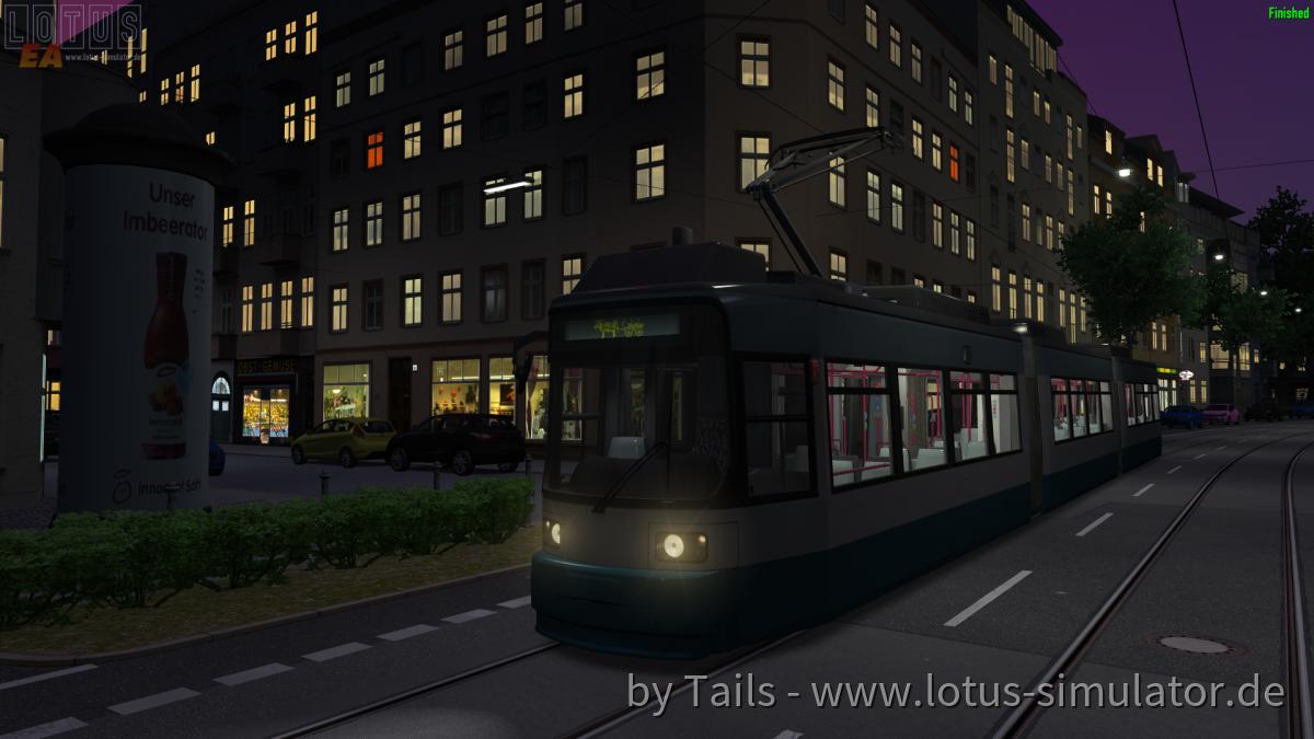 GT6N im Designentwurf E32 auf Wehrheim