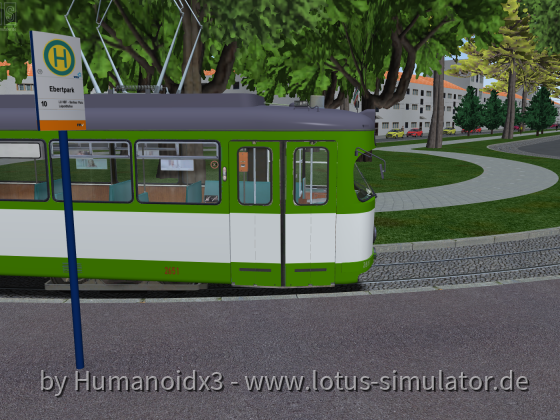 Der Ebertpark in Ludwigshafen entsteht