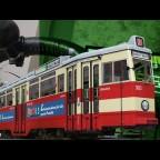 LOTUS-Simulator: Hamburger Straßenbahn mit einem Lenkrad fahren