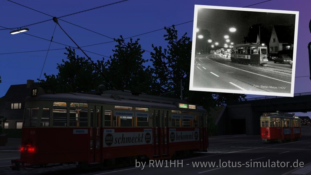 3628 – die wirklich letzte, letzte, allerletzte Straßenbahn?