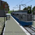 Tram 2000 in Erfurt