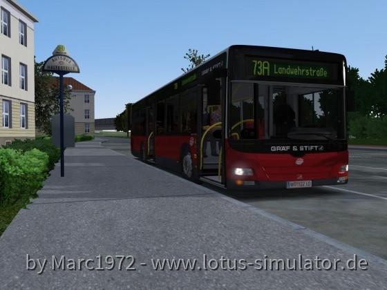 Wien-Simmering Linie 11 und 73A - Fahrgäste nicht vergessen zu aktivieren :))