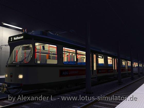 Wenn der Sonnenburger Stadtrat statt der Einstellung der Straßenbahn die Verlegung dieser in den Untergrund beschlossen hätte...