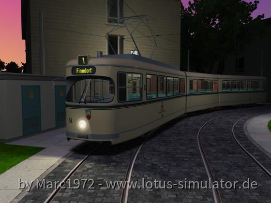 Sonnenburg V2 - abendliche Runde im Multiplayer