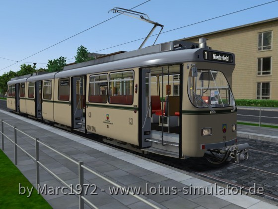 Sonnenburg V2 - das Westauto vom Chef
