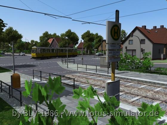 Berlin Linie 50 - Björnsonstraße
