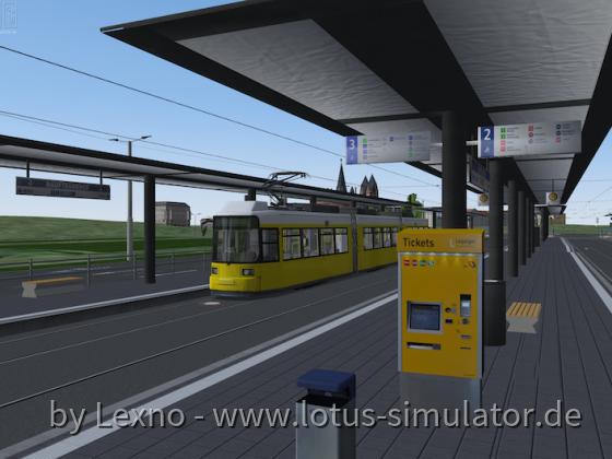 Leipzig Hauptbahnhof (Tram/Bus)