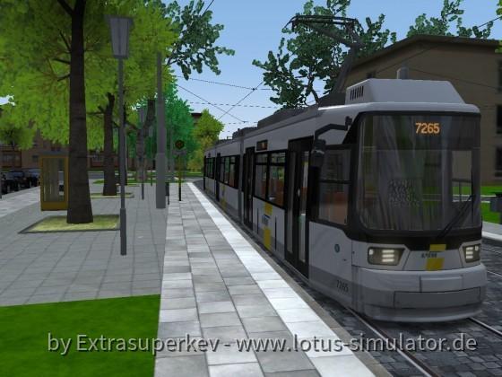 GT6N Modernisiert De Lijn (Sonnenburg V2)