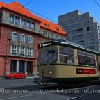 Ein moderner Sonnenburger GT8SU...