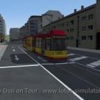 Weitere Fortschritt an der Endstelle Grossenfeld (Li: 11, 15, 41)