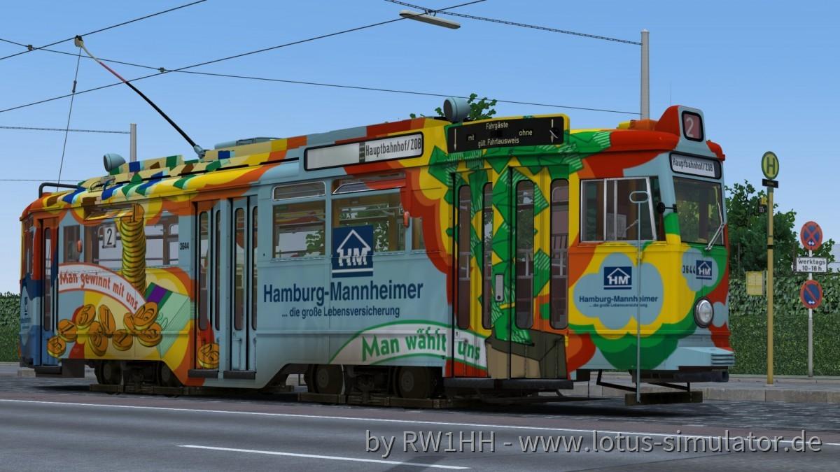 3644 – Die Straßenbahn des Herrn Kaiser