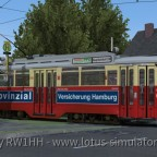 3556 –  Harburgs Teppich-Straßenbahn