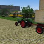 Straßenbahn meets Landwirtschaft