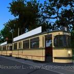 """""""Großraumwagen"""" für Sonnenburg"""