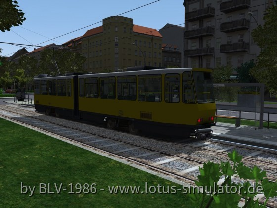Berlin Linie 50 - Schönfließer Str.
