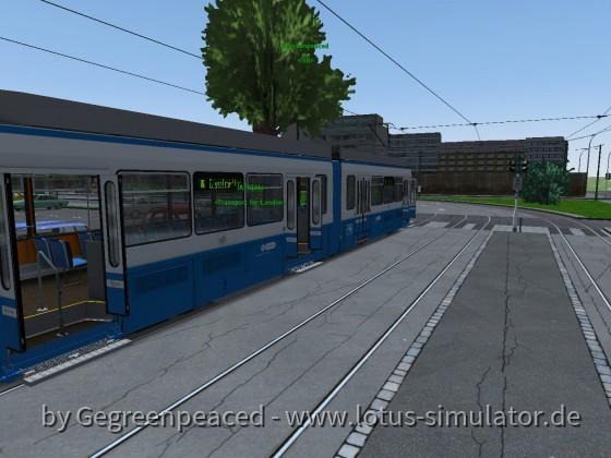 Tram2000 Multiplayer Test