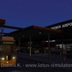 [Bremen] Flughafen