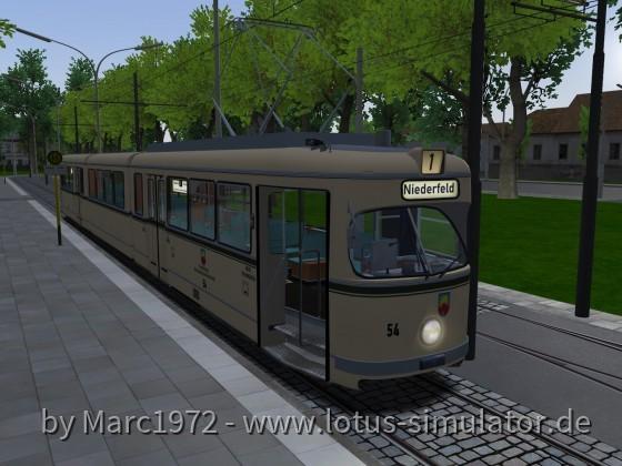 Sonnenburg V2 - Abendverkehr