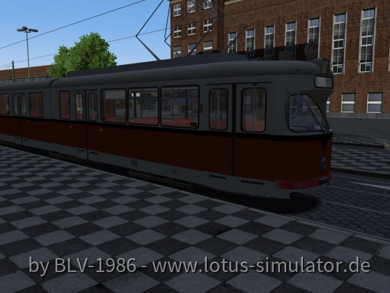 BVG_OLD-Repaint