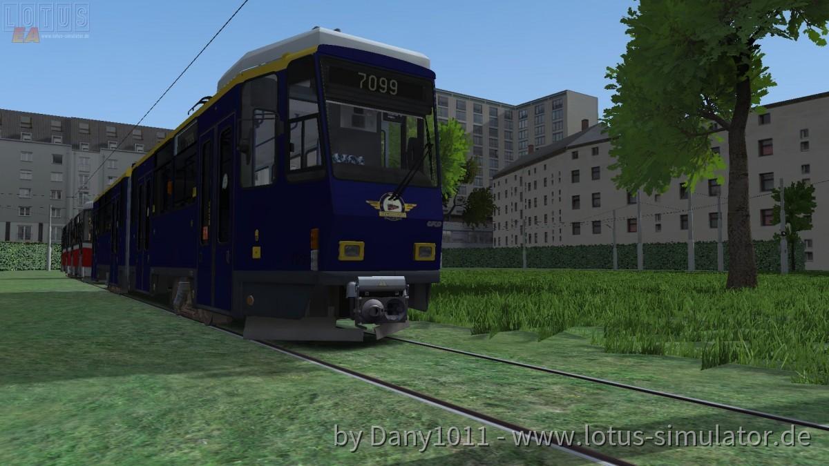 CKD Tatra KT4Dtm by Kartoffelphantom [W.I.P]