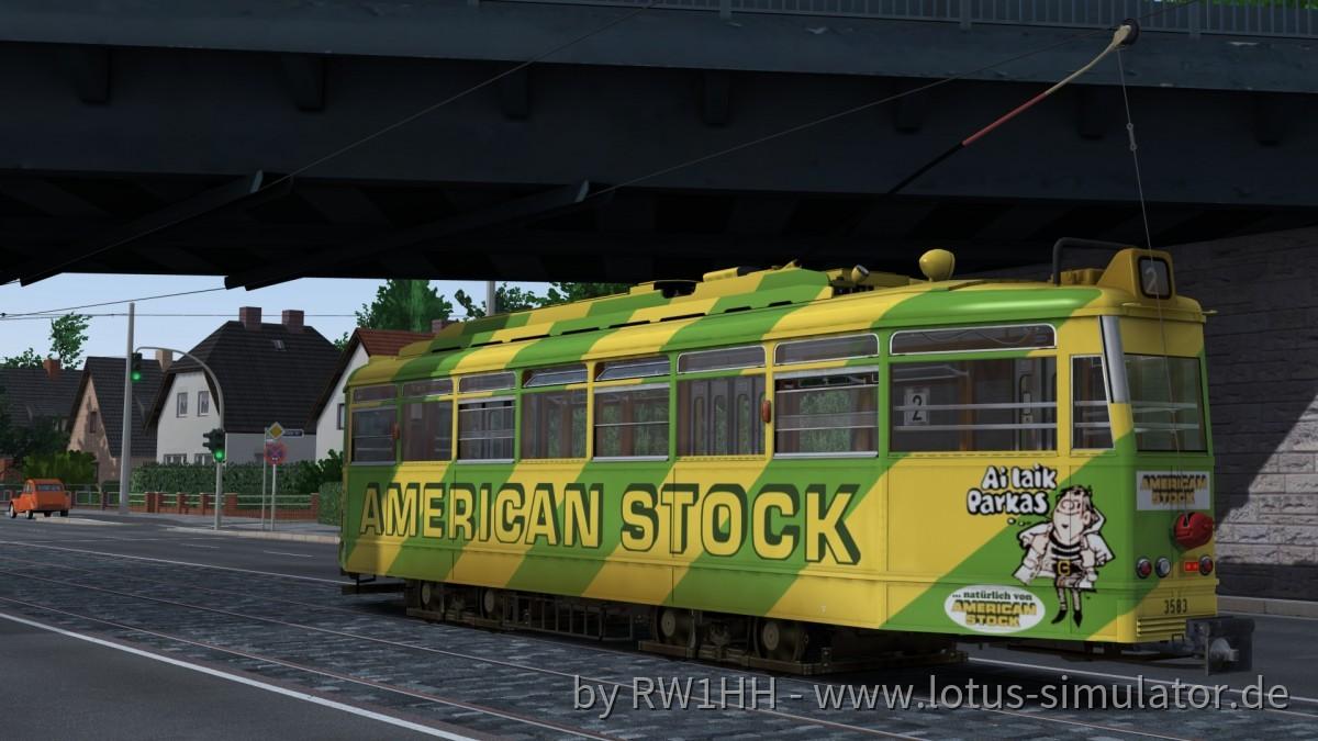 3583 – grün-gelbe Erinnerungen