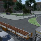 Bauarbeiten am Platz gehen vorran